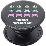 POPSOCKETS GRIP SPACE INVADERS BLACK ポップソケッツ・グリップ スペースインベーダー ブラック