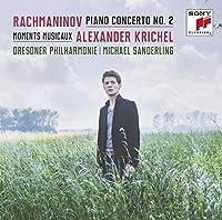 Rachmaninoff: Piano Concerto 2 & Mom by KRICHEL / DRESDEN PHIL ORCH / SANDERLING