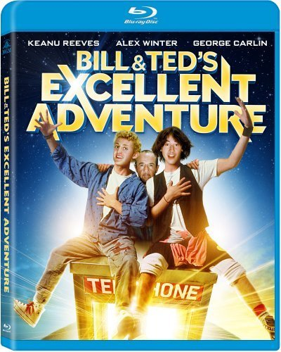 Bill & Ted's Excellent Adventure [Blu-ray] by 20th Century Fox