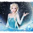 耐熱コスプレウイッグ アナと雪の女王 アナ エルサ
