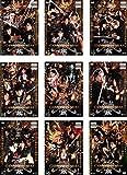 牙狼 GARO GOLD STORM 翔 + 劇場版 [レンタル落ち] 全9巻セット [マーケットプレイスDVDセット商品]