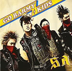 GO BARMY KIDS(DVD付)