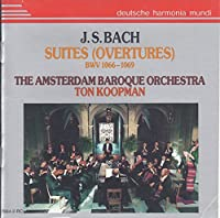 Suites(Overtures) / The Amsterdam Baroque Orchestra / Ton Koopman