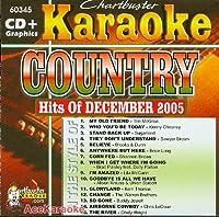 Karaoke: Country Hits of December 2005