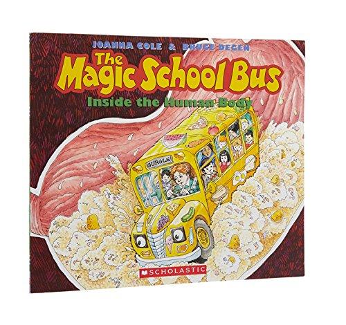The Magic School Bus Inside the Human Bodyの詳細を見る
