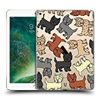 Head Case Designs ケアン・テリア ドッグブリード・パターンズ6 iPad Pro 12.9 (2017) 専用ハードバックケース