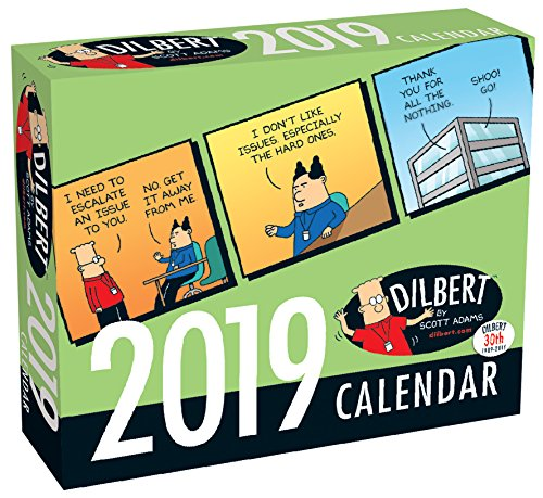 Dilbert 2019 Day-to-Day Calend...