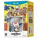 進め キノピオ隊長 amiiboセット - Wii U
