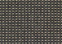 セントルシアインドアアウトドアエリアラグ 6' Round グレー StLuciaCouristan83