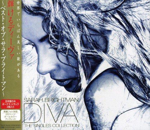 輝けるディーヴァ ̄ベスト・オブ・サラ・ブライトマン (Sarah Brightman DIVA The Singles Collection)