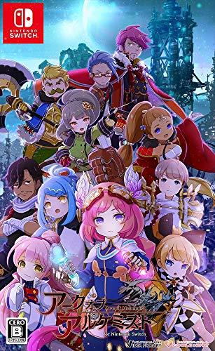 アークオブアルケミスト for Nintendo Switch 【予約特典】ダウンロードコードカード 付 - Switch
