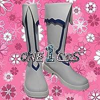 【サイズ選択可】コスプレ靴 ブーツ 10L0968 ソードアート・オンラインⅡ マザーズ・ロザリオ編 アスナ Asuna 男性26CM