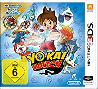 3DS YO-KAI WATCH® Special Edition Inkl. Medaille