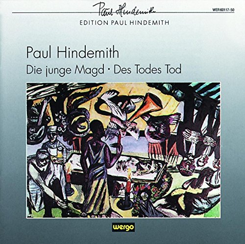 Hindemith:the Young Maid