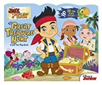 Jake and the Never Land Pirates: The Great Treasure Hunt