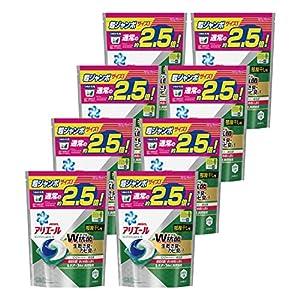【ケース販売】 アリエール 洗濯洗剤 リビングドライジェルボール3D 詰め替え 超ジャンボ 44個入×8個