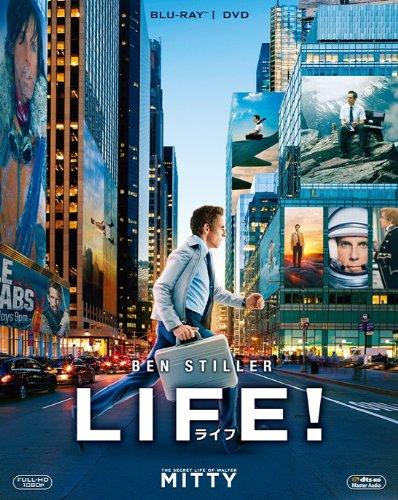 LIFE!/ライフ 2枚組ブルーレイ&DVD (初回生産限定)    [Blu-ray]の詳細を見る