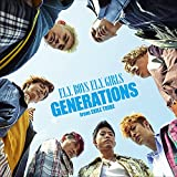 UNITED JOURNEY♪GENERATIONS from EXILE TRIBEのCDジャケット