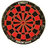 DYNASTY EMBLEM Queen (エンブレム・クイーン) Type-B ブリッスルボード ハードダーツボード
