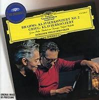 Brahms: Piano Concerto No.2, Grieg: Piano Concerto