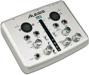 ALESIS 24bit USBオーディオI/F IO2 EXPRESS