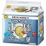 マルちゃん正麺 冷し中華 5P(118g×5P) 590g×6袋