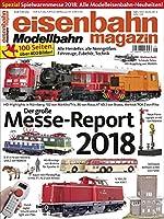 Sonderheft Spielwarenmesse 2018: Der grosse Modellbahn-Neuheitenreport