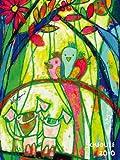 2010年かおかおパンダ 手帳 ピンク CD-071-KP