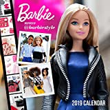 Barbie @barbiestyle 2019 Calendar