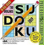 The Original Sudoku 2019 Calendar