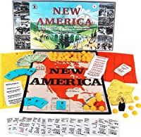 Family Pastimes / New America - A Co-operative Game by Family Pastimes [並行輸入品]