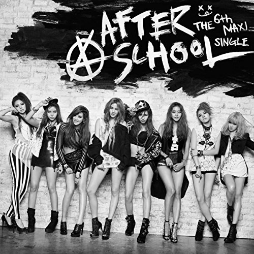 After School The 6th Maxi Sing...