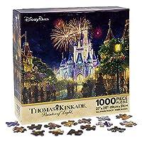 Disney(ディズニー) USA ウォルトディズニーワールド ジグソーパズル トーマスキンケード [並行輸入品]