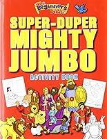 The Beginner's Bible Super-Duper, Mighty, Jumbo Coloring Book by Zondervan(2012-09-08)