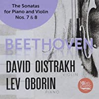 David Oistrakh. Lev Oborin. Beethoven. Sonatas for Violin and Piano No. 7 & 8