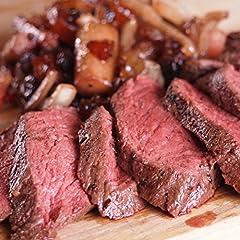カンガルー肉 ステーキ ブロック サーロイン(ギフト対応)(直輸入品) 【販売元:The Meat Guy(ザ・ミートガイ)】
