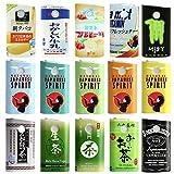 グロー glo ケース 専用 PUレザー ハードケース カバー 日本製 おもしろ パロディ プリント 07-JAPANESE-SPIRIT-オレンジ