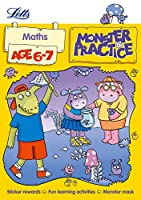 Letts Monster Practice -- Maths Age 6-7