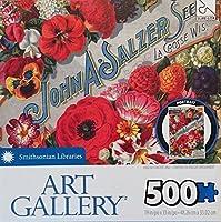 John A Salzer Seed Company 500 Piece Puzzle