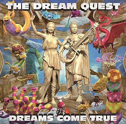 ドリカム、3年ぶりのオリジナルアルバム「THE DREAM QUEST」