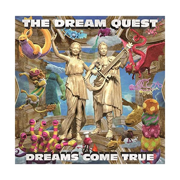 THE DREAM QUESTの商品画像