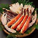 生 タラバガニ カニしゃぶ セット 1kg 焼きガ二 蟹ステーキ 蟹しゃぶ