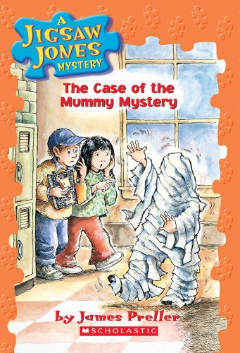 The Case of the Mummy Mystery (Jigsaw Jones Mystery)の詳細を見る