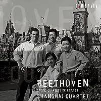 ベートヴェン:弦楽四重奏曲第12番&第14番