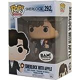 Funko - Figurine Sherlock - Sherlock With Apple Exclusive Pop 10cm - 0849803065546
