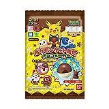 つくるおやつ ポケモンゲットだぜチョコメーカー 6個入 食玩・菓子(ポケットモンスター)