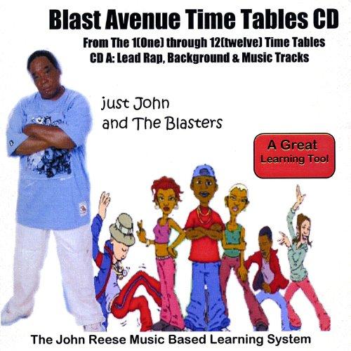 amazon music john reeseのthe nine time tables amazon co jp
