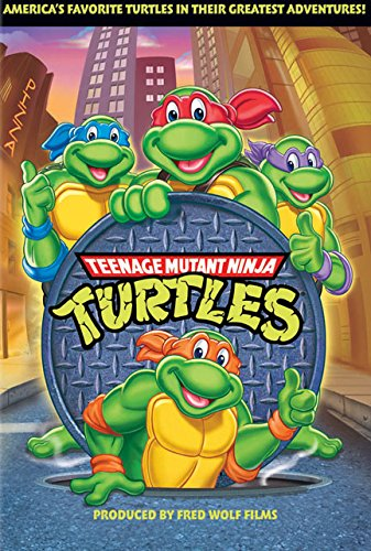Teenage Mutant Ninja Turtles: Season 1 [DVD] [Import]