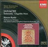 Janacek: Sinfonietta, Glagolitic Mass / Rattle, Palmer, Gunson, et al