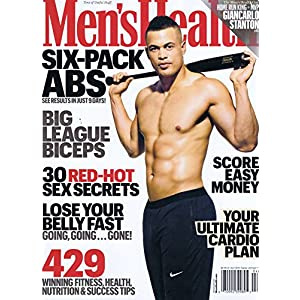 Men's Health [US] April 2018 (単号)